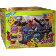 Scooby Doo Pirate Fort set de joaca cu 2 figurine 403674