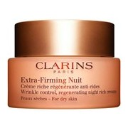 Extra firming creme noite antirrugas e firmeza, pele seca 50ml - Clarins