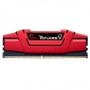 Mémoire RAM G.Skill RipJaws 5 Series Rouge 8 Go (2x 4 Go) DDR4 3000 MHz CL15 - F4-3000C15D-8GVRB