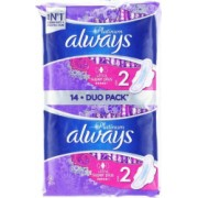 Set 3 PACHETE Always Absorbante Duo Pack 14 buc /PACHET S2 Ultra Super Plus