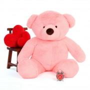 5 Feet Fat and Huge Pink Teddy Bear