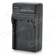 Camara Cargador de bateria para Canon LP-E8 (100 ~ 240V)