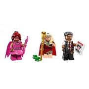 LEGO Lego King Tut Batgirl Pink and Commissioner Gordon Lego Minifigures Batman