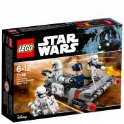 Lego Star Wars: Pack de Batalla: Deslizador de transporte de la Primera Orden (75166)
