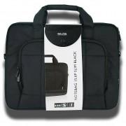 NILOX Custodia Notebag 15.6p Slim Black Nilox