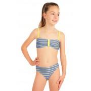 LITEX Dívčí plavky kalhotky středně vysoké 57541 134