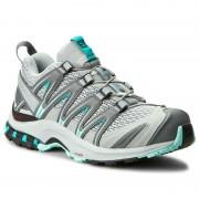 Обувки SALOMON - Xa Pro 3D W 393291 20 V0 Quarry/Pearl Blue/Aruba Blue