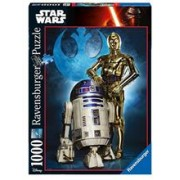 Puzzle Ravensburger Star Wars Collection Jigsaw Puzzle (1000 Pcs)