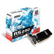 AMD Tarjeta Gráfica AMD MSI Radeon R5 230 2GB DDR3