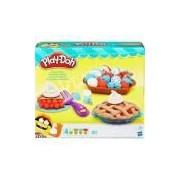 Conjunto Hasbro Play-doh B3398 Tortas Divertidas