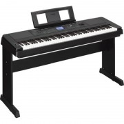 Yamaha DGX-660 digitale piano zwart