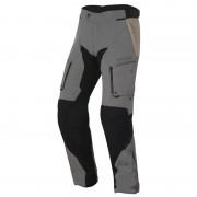 alpinestars Motorradhose, Motorradschutzhose Alpinestars Valparaiso 2 Drystar Textil dunkelgrau/schwa grau