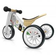 Kinderfeets Tiny Tot 2u1 drveni balans bicikl MAKII