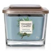 Yankee Candle Svíčka Yankee Candle Elevation - Coastal Cypress (3 knoty)