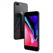 Apple Begagnad iPhone 8 Plus 64GB Rymdgrå Olåst i topp skick Klass A