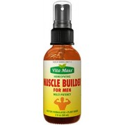 muscle builder - renforcement musculaire workout spray oral 60ml