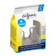 Difrax Sauger Natural Medium 672