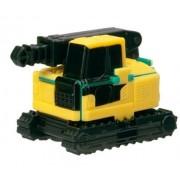 Bandai VooV VM07 Transforming Toy Car [Maeda Seisakusho Crawler Crane (LC1385M-8) ~ Crab Crane (MC-405C)]