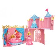 Mattel W5615 Disney Princess Royal Party Sleeping Beauty Palace Playset