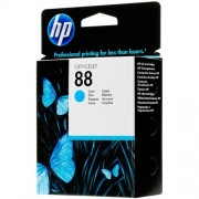 Cartridge HP No.88 C9386AE cyan, OJ Pro K550/K5400, 600str.