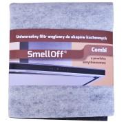 Filtr węglowy do okapu kuchennego z powłoką antytłuszczową