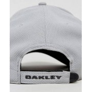 Oakley Golf Ellipse Logo Baseball Cap in Grey - Grey