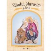 Sfantul Gherasim si leul