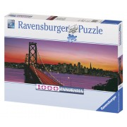 Puzzle PODUL OAKLEY BAY, SAN FRANCISCO 1000 piese