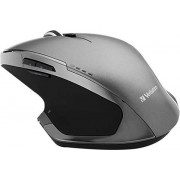 Verbatim Wireless Desktop 8-Button Ergonomic Mouse, A