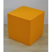 SiGN Hey-Sign Quart Sitzwürfel (45x45x45cm)- orange - Lagerabverkauf