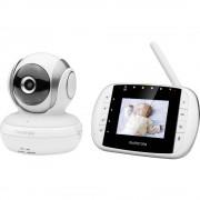 Digitalni video baby alarm MBP33S Motorola frekvencija 2,4 GHz, domet maks. (na otvorenom) 300 m