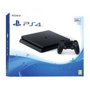 Sony PlayStation 4 Slim 500GB Negro Wifi Videoconsolas (PlayStation 4, Negro, 8192 MB, GDDR5, AMD Jaguar, AMD Radeon)