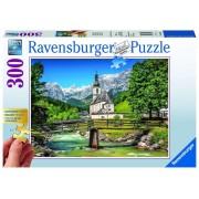 Puzzle Ramsau - Bavaria, 300 piese