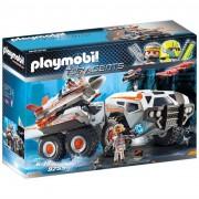 Playmobil mezzo d'assalto dello spy team 9255