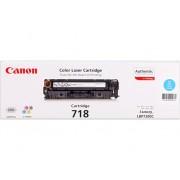 Canon Cartucho de tóner Original CANON 718 Cián