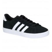 adidas Daily 2.0 Zwarte Sneakers