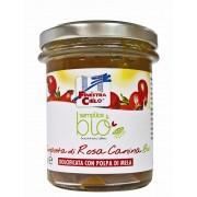 Gem bio de macese (indulcit cu pulpa de mere) 220g (produs vegan)