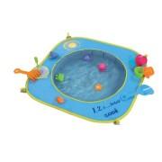 Minipiscina de plaja pentru copii cu jucarii Ludi 123 Soare