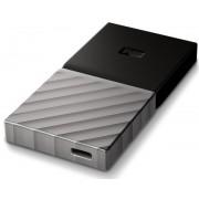 "Western Digital My Passport SSD 1Tb Silver USB 3.1 Powered 2.5"" Portable Drive"