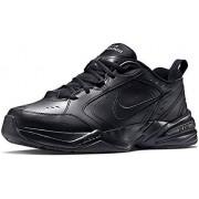Nike Air Monarch IV_415445-001 Zapatillas de Deporte para Hombre, Black, 8