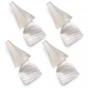 Juego de 6 repuestos para aspirador nasal electrico (49380)
