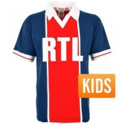 TOFFS Retro Paris Saint Germain RTL Retro Voetbalshirt 1981-1982 - Kinderen