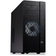 Carcasa N400 N1, MiddleTower, Fara sursa, Negru
