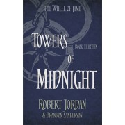 Towers Of Midnight. Book 13 of the Wheel of Time, Paperback/Brandon Sanderson