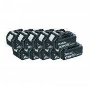 MAKITA Pack batteries 18V 3Ah Makita BL1830 (10 batteries) - Nombre de