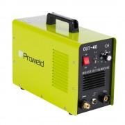 Aparat de taiere cu plasma ProWELD CUT-40, 230 V, 6.6 kVA, 20-40 A, 15 mm