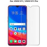 VIVO V11 / V11 PRO - Flexible Premium Quality 2.5D Tempered Glass 9H Hardness Screen Protector for VIVO V11/ VIVO 11 PRO