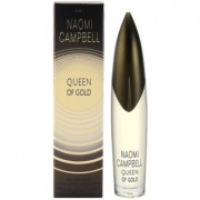 Naomi Campbell Queen of Gold eau de parfum para mujer 30 ml