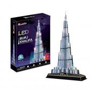 88 Unlimited Burj Khalifa Puzzle (136 Piece)