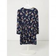 Review for Teens Kleid aus Viskose mit floralem Muster